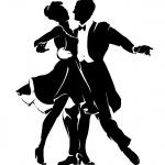 Hasičský ples. 1
