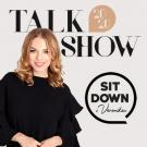 Sit down s Veronikou. 1